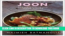 [PDF] Joon: Persian Cooking Made Simple Popular Collection[PDF] Joon: Persian Cooking Made Simple
