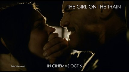 The Girl on the Train - Official Trailer