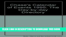 [PDF] Chase s 1995 Calendar of Events Popular Online