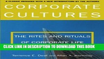 [PDF] Corporate Cultures: The Rites and Rituals of Corporate Life Popular Collection
