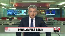 2016 Paralympics in Rio get underway with opening ceremony