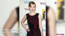 Joyeux anniversaire Evan Rachel Wood : Son évolution look !