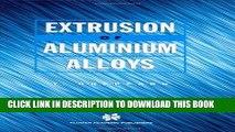 6'' Aluminium Extrusion Press In Running Operation - video