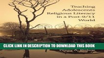 [PDF] Teaching Adolescents Religious Literacy in a Post-9/11 World Popular Online