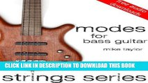 [PDF] Modes for Bass Guitar (Strings Series Bass Guitar) Exclusive Online