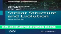 [PDF] Stellar Structure and Evolution (Astronomy and Astrophysics Library) Popular Colection