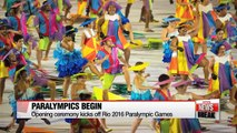 Rio 2016 Paralympics begin amid concerns of low ticket sales