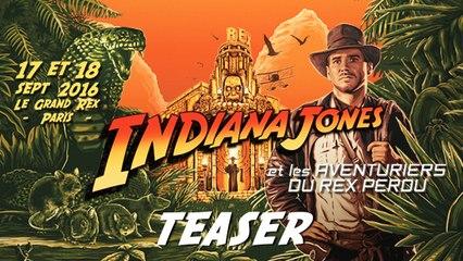 Teaser Indiana Jones et les Aventuriers du Rex perdu - WTM