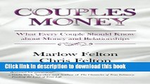 Read Couples Money: What Every Couple Should Know about Money and Relationships  Ebook Free