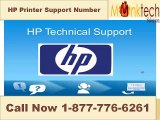 24X7 HP printer Support Number 1-877-776-6261 for the USA & Canada
