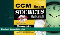 Online eBook CCM Exam Secrets Study Guide: CCM Test Review for the Certified Case Manager Exam