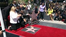 Usher gets star on Hollywood Walk of Fame - Stevie Wonder, Kelly Rowland, Terry Lewis join R&B singer