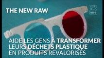 Ces inventeurs recyclent les déchets plastiques en matériel pour imprimantes 3D