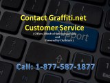 Contact to graffiti.net customer service | Phone Number :1-877-587-1877
