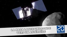 OSIRIS-Rex : La NASA lance une sonde vers un astéroïde