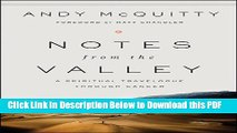 [Read] Notes from the Valley: A Spiritual Travelogue through Cancer Popular Online