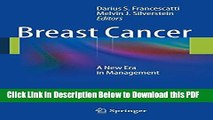 [Read] Breast Cancer: A New Era in Management Full Online