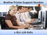 24X7 Brother Printer Support Number 1-877-776-6261 for the USA & Canada