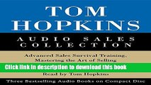 Read Tom Hopkins Audio Sales Collection  PDF Online
