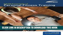 New Book NASM Essentials Of Personal Fitness Training: Fourth Edition Revised
