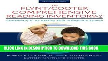 Collection Book The Flynt/Cooter Comprehensive Reading Inventory-2: Assessment of K-12 Reading