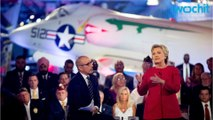 Clinton Is Asked About Emails During NBC Forum
