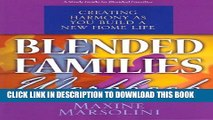[PDF] Blended Families Workbook [ BLENDED FAMILIES WORKBOOK BY Marsolini, Maxine ( Author )