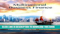 [PDF] Multinational Business Finance (14th Edition) (Pearson Series in Finance) Full Collection
