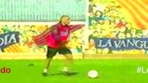 Ronaldo humilie Pep Guardiola, José Mourinho et Luis Enrique à l'entraînement du FC Barcelone