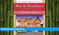 different   Bed   Breakfast and Country Inns, 25th Edition (Bed and Breakfasts and Country Inns)