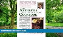Big Deals  The Arthritis Healthy Exchanges Cookbook (Healthy Exchanges Cookbooks)  Best Seller