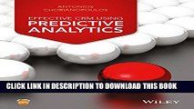 [PDF] Effective CRM using Predictive Analytics Popular Online