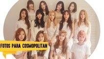 Speed News #4 - Cosmic Girls para Cosmopolitan/Cosmic Girls for Cosmopolitan.
