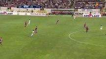 Vlad Achim Red Card Romania  Cupa Ligii  Quarterfinal - 08.09.2016 FC Botosani 0-2 Steaua Bucuresti