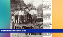 complete  Motorcycle and rider, Los Angeles to Panama