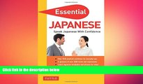 READ book  Essential Japanese: Speak Japanese with Confidence! (Japanese Phrasebook   Dictionary)
