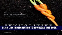 [PDF] Sexualities: Identities, Behaviors, and Society Popular Collection