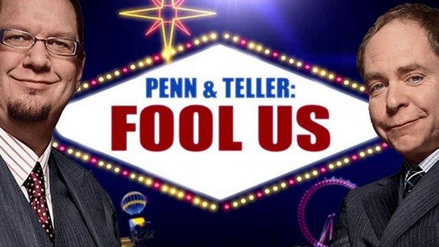 Penn & Teller: Fool Us Season 3 Episode 11 # Penn & Teller Get Trapped