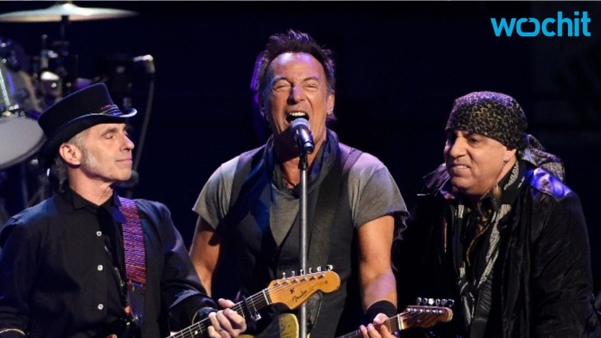Bruce Springsteen Sets New Concert Record