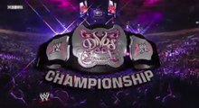 WWE RAW Eve Torres vs Natalya Lumberjill Match Campeonato de Divas en español completo