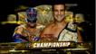 WWE Raw - Rey Mysterio vs Alberto Del Rio Campeonato WWE Championship Full Match