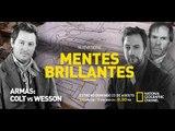 Mentes Brillantes - Colt vs Wesson
