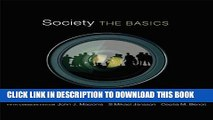 [PDF] Society: The Basics, Fifth Canadian Edition Plus NEW MySocLab with Pearson eText -- Access