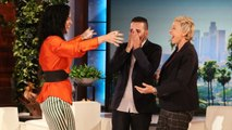 Katy Perry Surprise Orlando Shooting Survivor on 'Ellen'