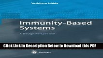 [PDF] Immunity-Based Systems: A Design Perspective (Advanced Information Processing) Full Online