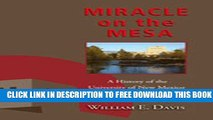 Collection Book Miracle on the Mesa: A History of the University of New Mexico, 1889-2003