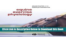 [Reads] Equine Exercise Physiology Free Books