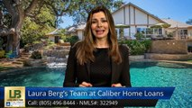 Laura Berg's Team at Caliber Home Loans Westlake Village Remarkable Five Star Review by Adrain J.