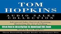 Read Tom Hopkins Audio Sales Collection  Ebook Online