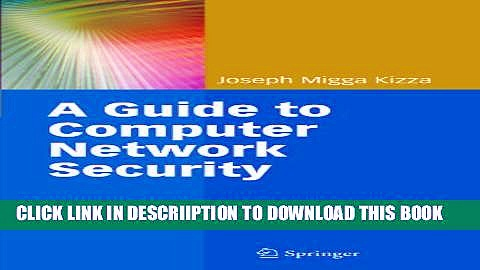 [New] Guide to Computer Network Security (Computer Communications and Networks) Exclusive Online